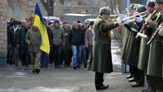 Мобилизацията на Украйна напомня последните дни на Третия райх