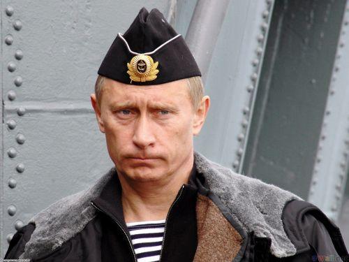 Как Путин спаси Русия?