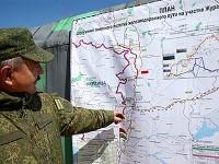Русия прави жп линия, заобикаляща Украйна