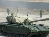 Русия представи нов танк за Деня на победата (видео)