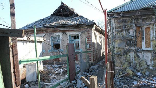 Украинската армия обстрелва Горловка, сред загиналите е и дете