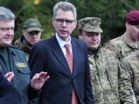 Докато търсят руските танкове в Донецк, те стигнаха до Вашингтон