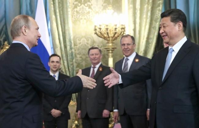 Путин: Русия и Китай са против всякакви опити за фалшифициране на историята
