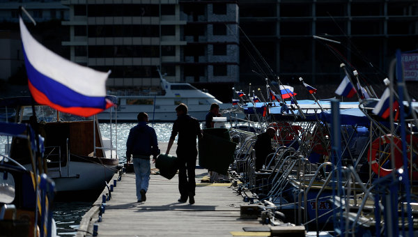 Болшинството от жителите на Крим са доволни от ситуацията в региона
