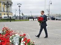 Санкт Петербург отбелязва Ден на града