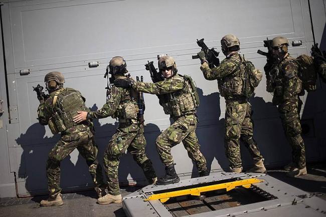 НАТО провежда учения в Балтийско море