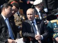 The Atlantic: Парадът на 9 май показа, че Русия и Китай са близки както никога досега