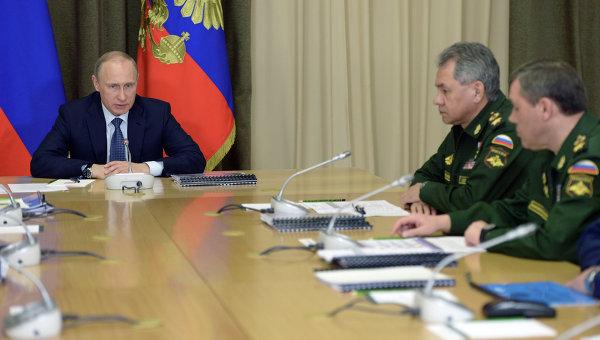 Путин: Русия увеличи темповете на модернизация на въоръжените сили