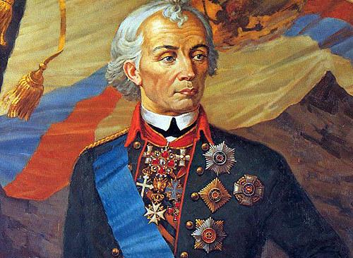 Александър Суворов. Непобеденият