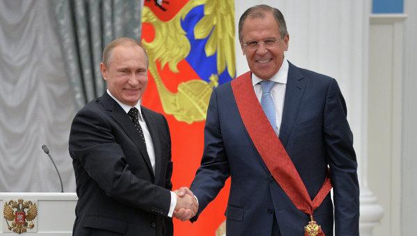 Лавров: По-активно и творчески ще предвижваме позицията на Русия зад граница