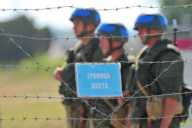 Москва ще снабдява миротворците в Приднестровието по въздух