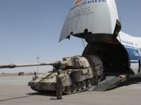 Русия спря транзита на военни товари за Афганистан