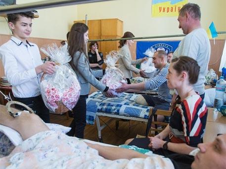 Над 300 украински военни са с ампутирани крайници след войната в Донбас