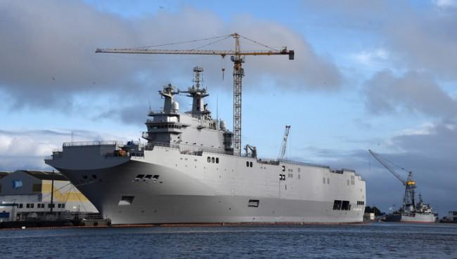 """Източник: Русия и Франция ще продължат преговорите за """"Мистрал"""""""