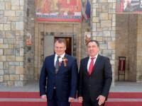 Кметът на Несебър с ползотворни срещи в Русия