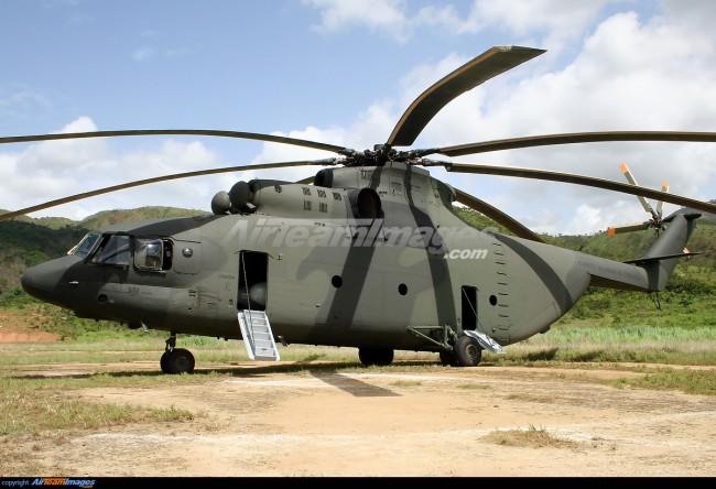Русия започна производството на хеликоптер гигант