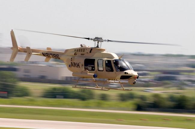 Сглобяват американските вертолети Бел 407 в Русия