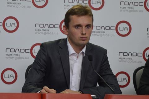 Директорът на Украинския институт за анализ и мениджмънт на политикатаРуслан Бортник.