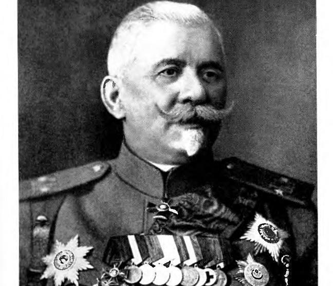 Генерал-майор Симеон Ванков