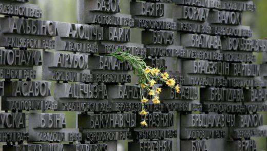 Мемориал в Хатин, Витебска област