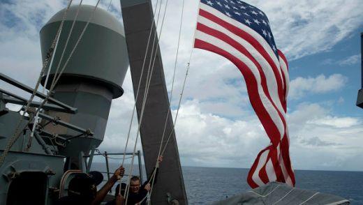 Руска агенция алармира: Ескадрен миноносец на САЩ навлиза в Черно море!