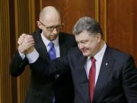 Ню Йорк Таймс: Тандема Порошенко – Яценюк, потопи Украйна в хаос