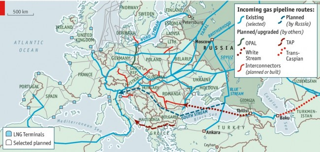 Forbes: САЩ не могат да се конкурират с Русия на газовия пазар в Европа