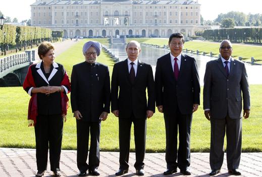 БРИКС е основен икономически локомотив в света, призна МВФ