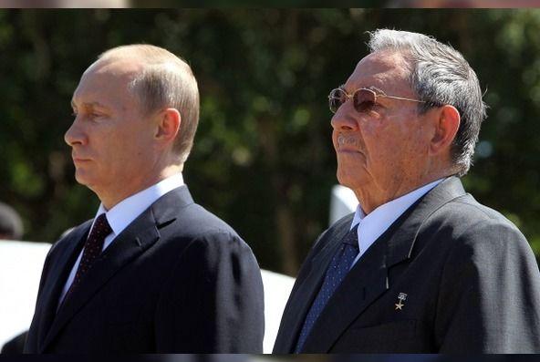 Започна визитата на Раул Кастро в Русия