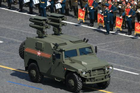 Топ-3 автомобилите на руската армия на бъдещето