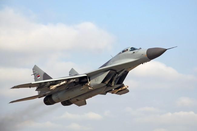 Русия ще доставя изтребители на Египет