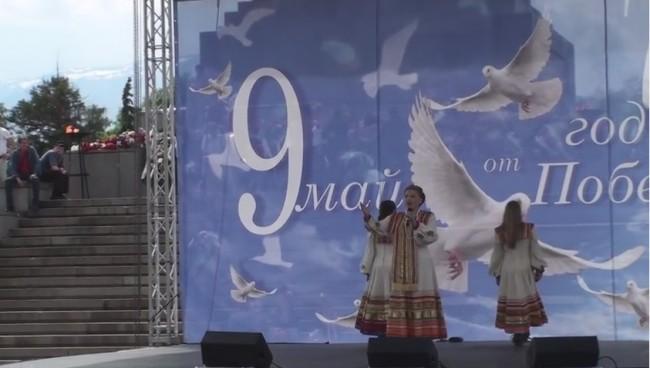 9 май София ансамбъл ЧИБАТУХА