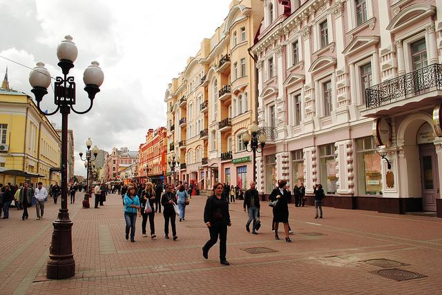 """Московски проект """"Безопасна столица"""" подхваща всички нарушители на обществения ред"""