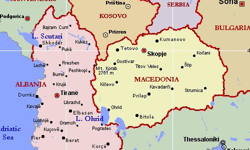 Какво се крие зад събитията в Македония