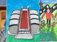 """Шести международен конкурс за детска рисунка """"ОБИЧАМ СВОЯТА РОДИНА"""" – гласуване за VІ кръг"""