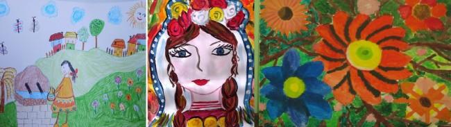 """Шести международен конкурс за детска рисунка """"ОБИЧАМ СВОЯТА РОДИНА"""" – гласуване за V кръг"""