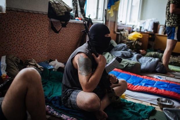 Диверсионни групи от Киев дестабилизират обстановката в Донбас