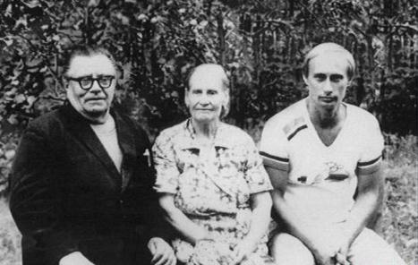 Как родителите на Путин оцелели във Великата Отечествена война