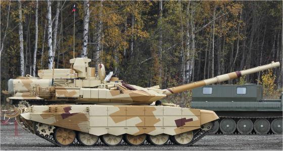 """Египет проявява интерес към руския танк """"Армата"""""""