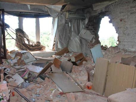 Две деца загинаха при обстрела на украинската армия в Горловка