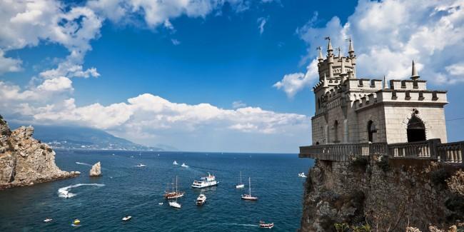 Най-красивите забележителности на Крим