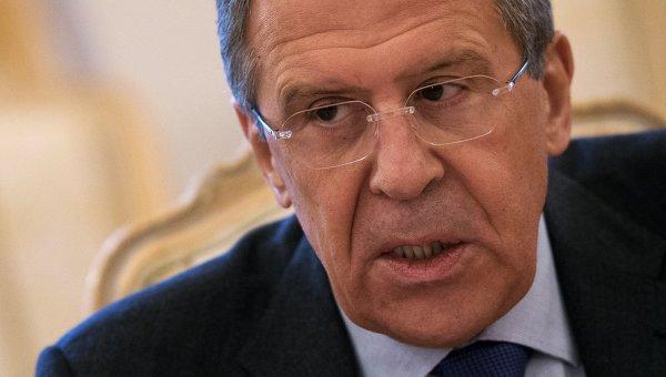 Лавров: РФ се надява, че провокациите в Донбас няма да провалят мирния процес