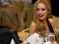 Изгониха Линдзи Лоън от ресторант в Москва