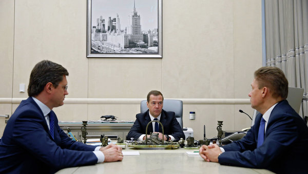 Медведев: Крайната цена за газа за Украйна е $247,18