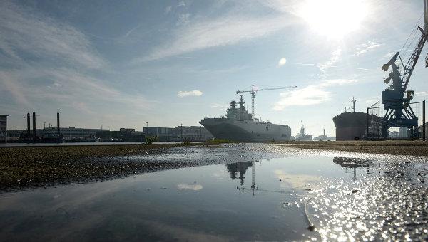 """Източник: В Русия е създаден проект на десантен кораб – аналог на """"Мистрал"""""""