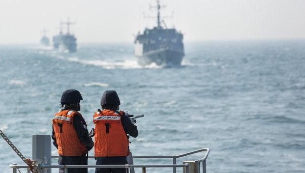 НАТО започна мащабни учения в Балтийско море