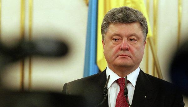 Порошенко недоволен от работата на украинското правителство