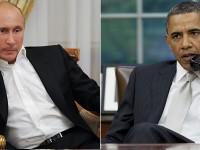 Путин и Обама разговаряха по телефона