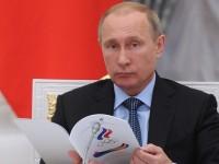 Путин призова държавните компании да не инвестират в чужди спортисти