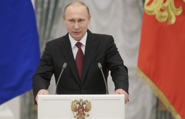 Путин: Никой няма да успее да прекодира страната ни